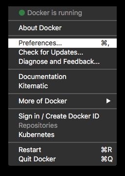 docker-tray-menu-preferences
