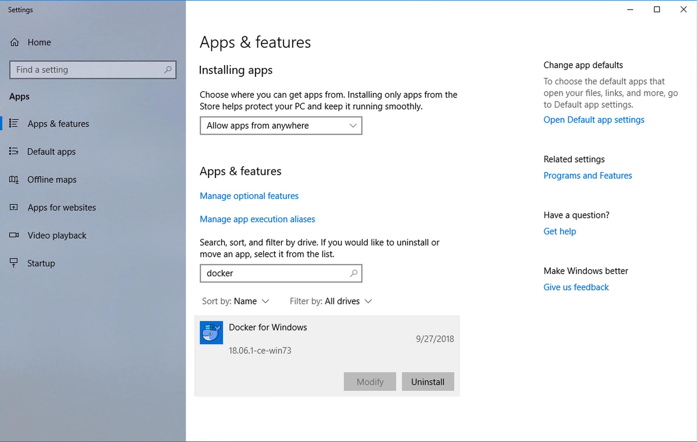windows-add-or-remove-programs-docker